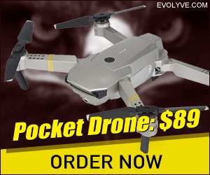 Travel Gadget Drone X360