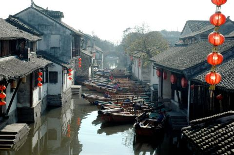 Top 10 Inner Cities 2019 Zhouzhuang China