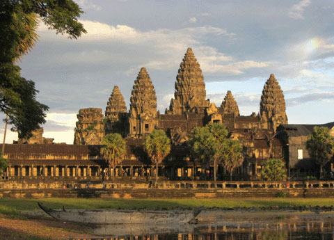 angkor wat secret