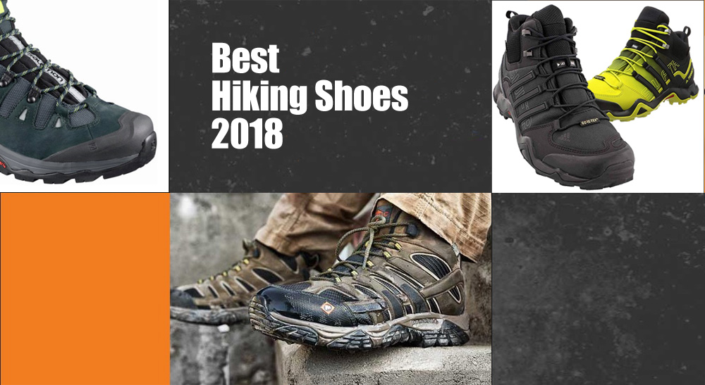 best hiking shoes 2018
