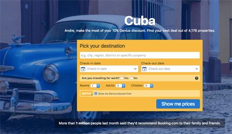 Cuba Tourism. Book a property here.