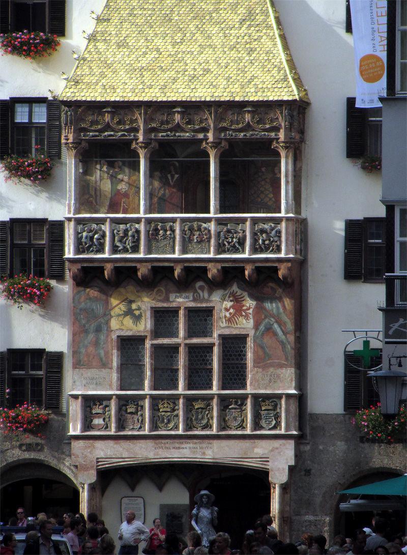 Goldenes Dachl, Innsbruck