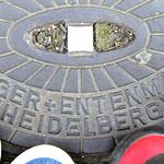 heidelberg manhole