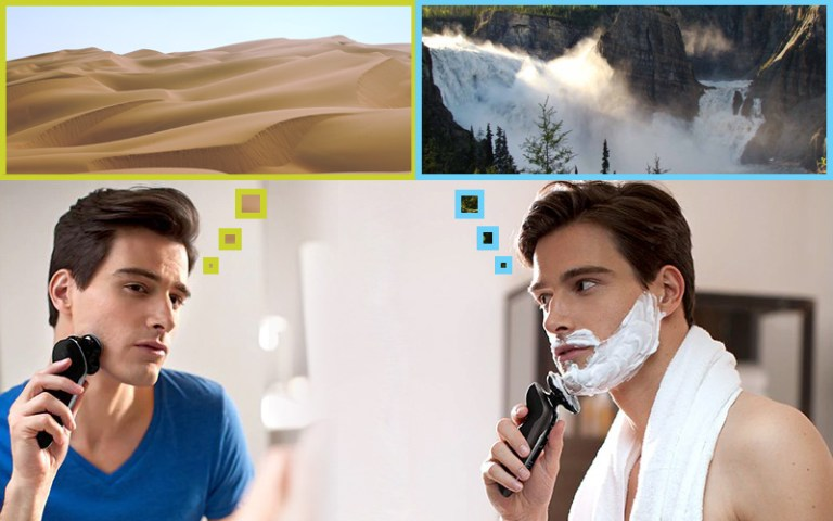 Guy gear shavers compared