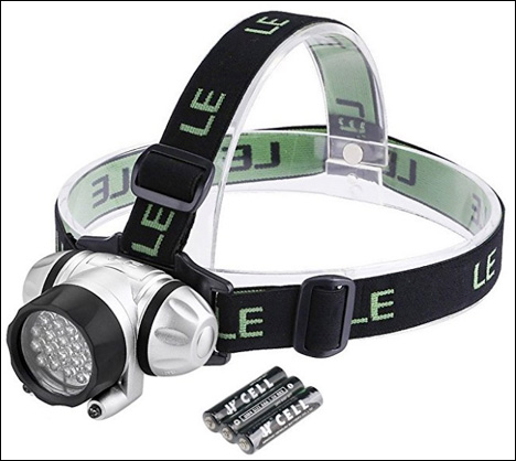 Camping Headlamps Flashlights Torches - LE Headlamp