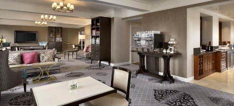 Luxury Hotel Frontenac