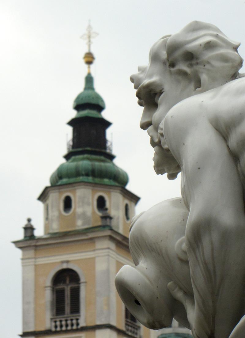 Things we did in Ljubljana