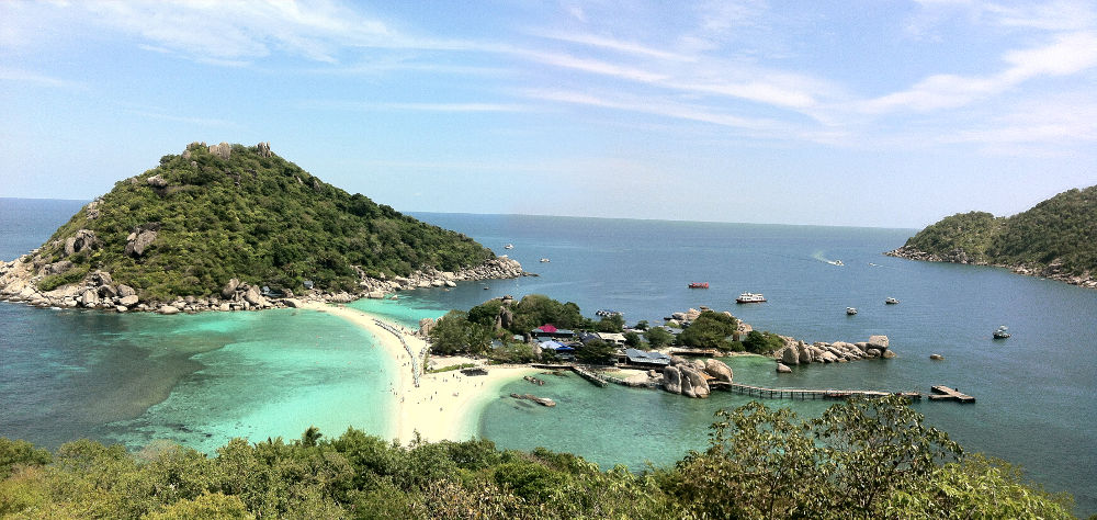 paradise thailand koh tao