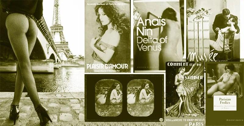 Paris erotic within limits