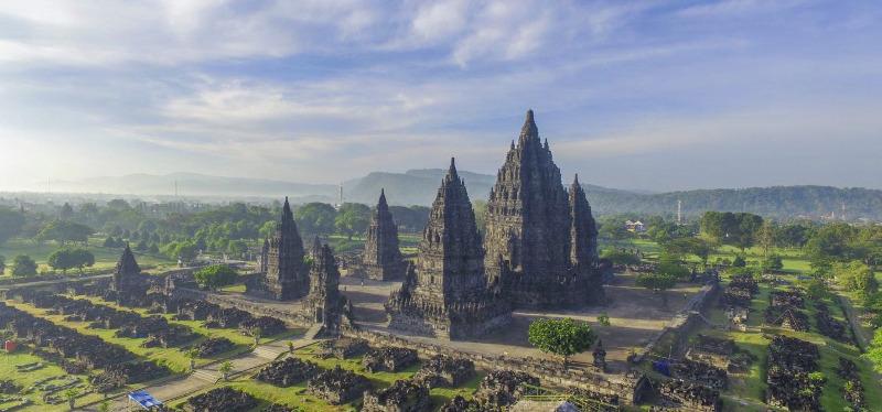 Pramban Temple Yogyakarta
