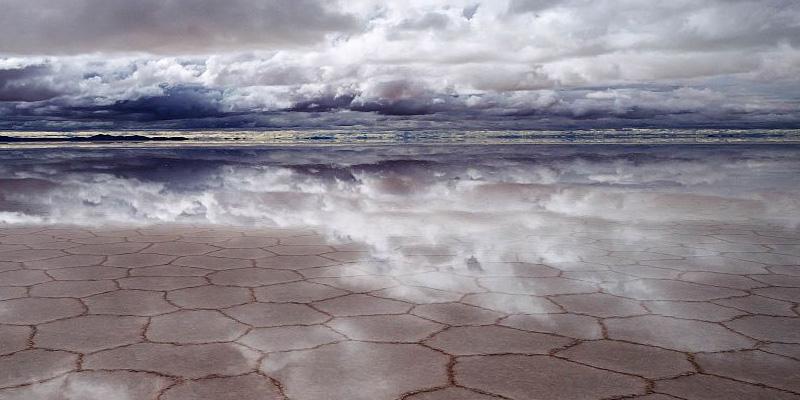 Most remote travel destination Salar de Uyuni