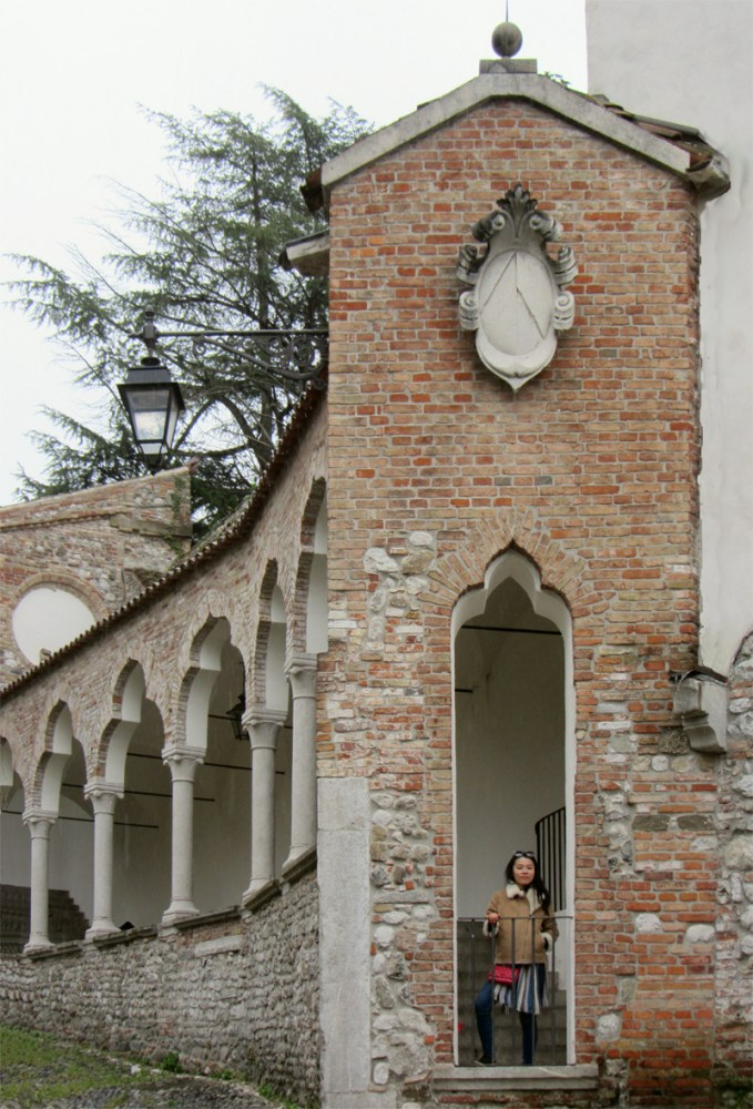 Archade Udine Castle