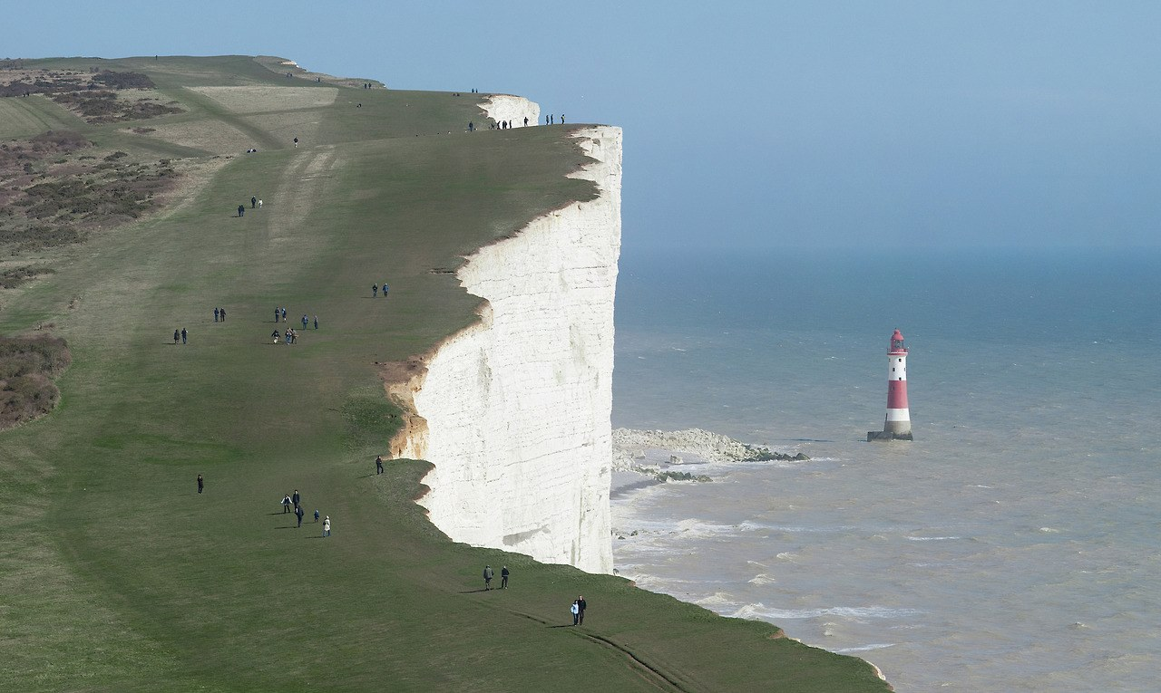 Travel Top Lists white cliffs dover