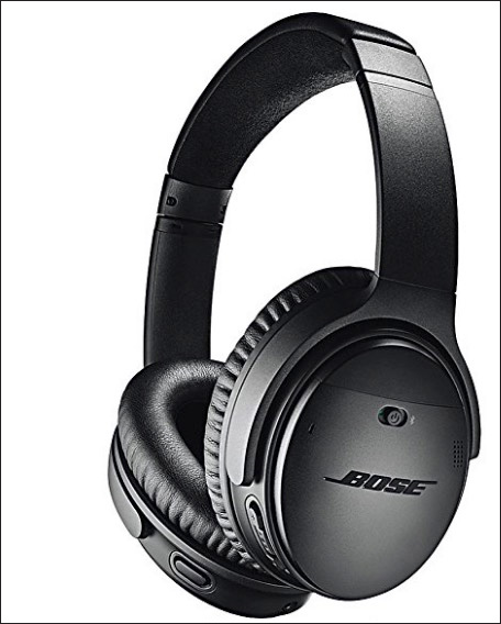 wireless noise canceling headphones bose quiet comfort 35
