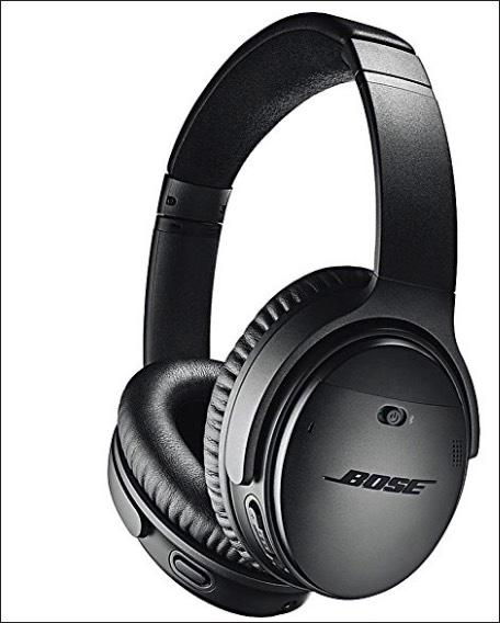 wireless noise canceling headphones bose quiet comfort 35