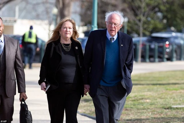24994380 8025835 Bernie and Jane Sanders bought the lake house in cash two months a 7 1582247783488 Bernie Sanders often brags about being a working class socialist. However he owns some pretty nice property for a guy who has criticized millionaires and billionaires his entire career. Sanders use to bash millionaire but now that he is one he chooses to bash billionaires.