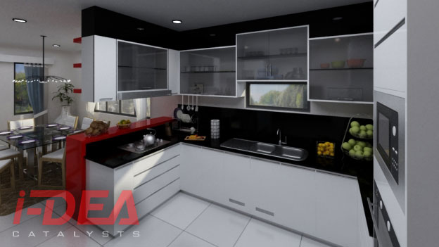 Modular Kitchen Cabinets Kitchen Design Philippines  I
