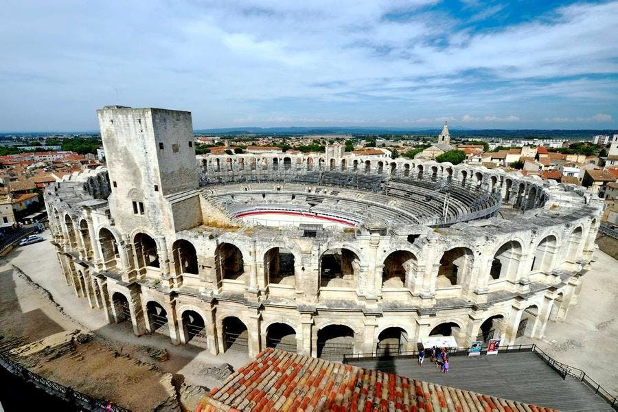 Arles GR653 Via Tolosana