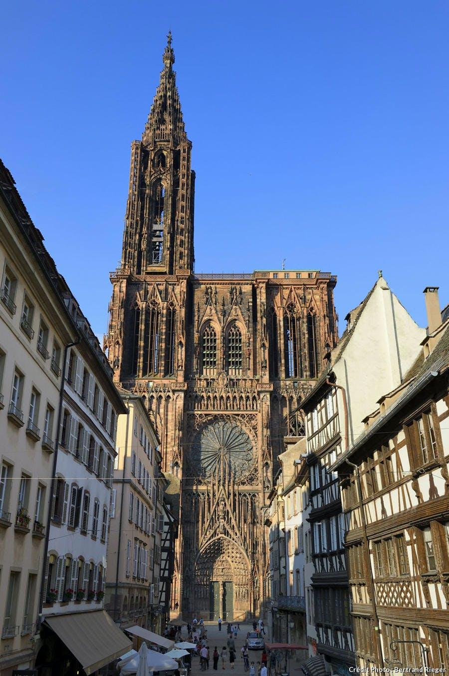 Les Plus Grandes Cathédrales De France : grandes, cathédrales, france, Belles, Cathédrales, France, Détours