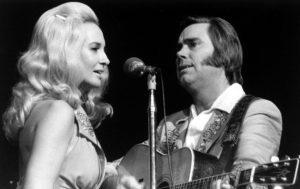 Wynette and George Jones scaled 1