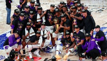 2020 10 12T031500Z 1171295908 NOCID RTRMADP 3 NBA FINALS LOS ANGELES LAKERS AT MIAMI HEAT