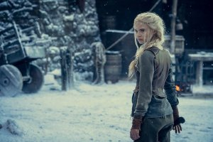 the witcher season 2 freya allan ciri snow