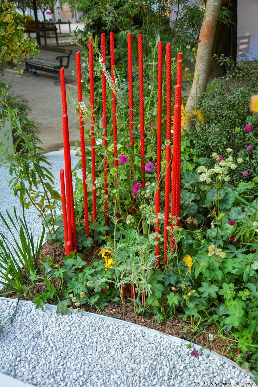 Pinterest Deco Jardin Recup