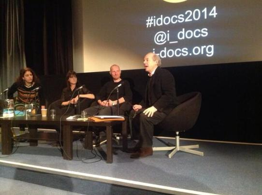 Uricchio pondered how Anagram's work 'Door into the Dark' would fit into the Docubase