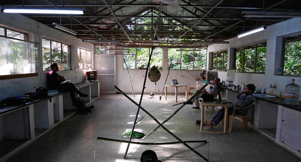The BUZZ-Lab at Indian Institut of Science IISc Bangalore