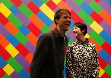 Fran Panetta and Halsey Burgund