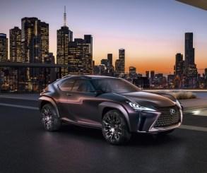 Lexus UX trafi do produkcji