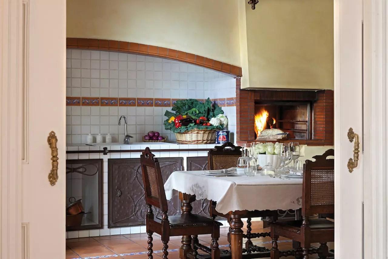 Cucina in muratura la tradizione personalizzata