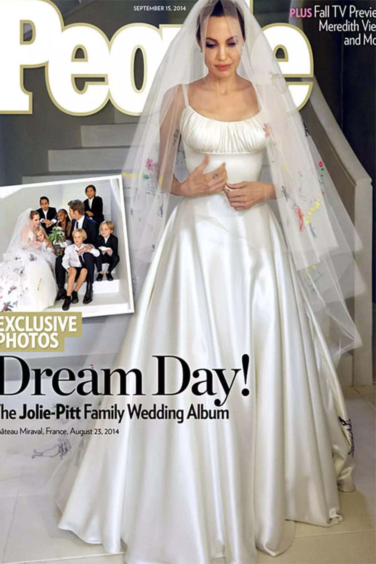 فساتين زفاف أيقونية لن نناساها عبر السنين