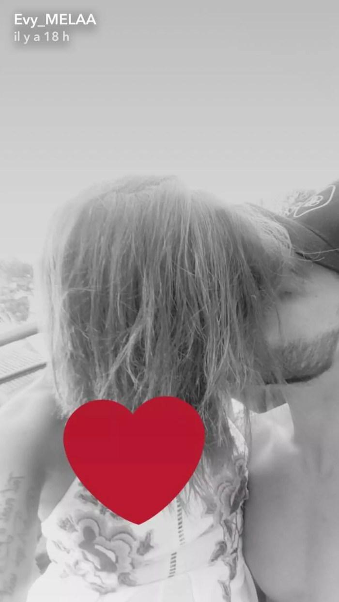 #LesAnges9 : Amoureuse, elle présente son compagnon
