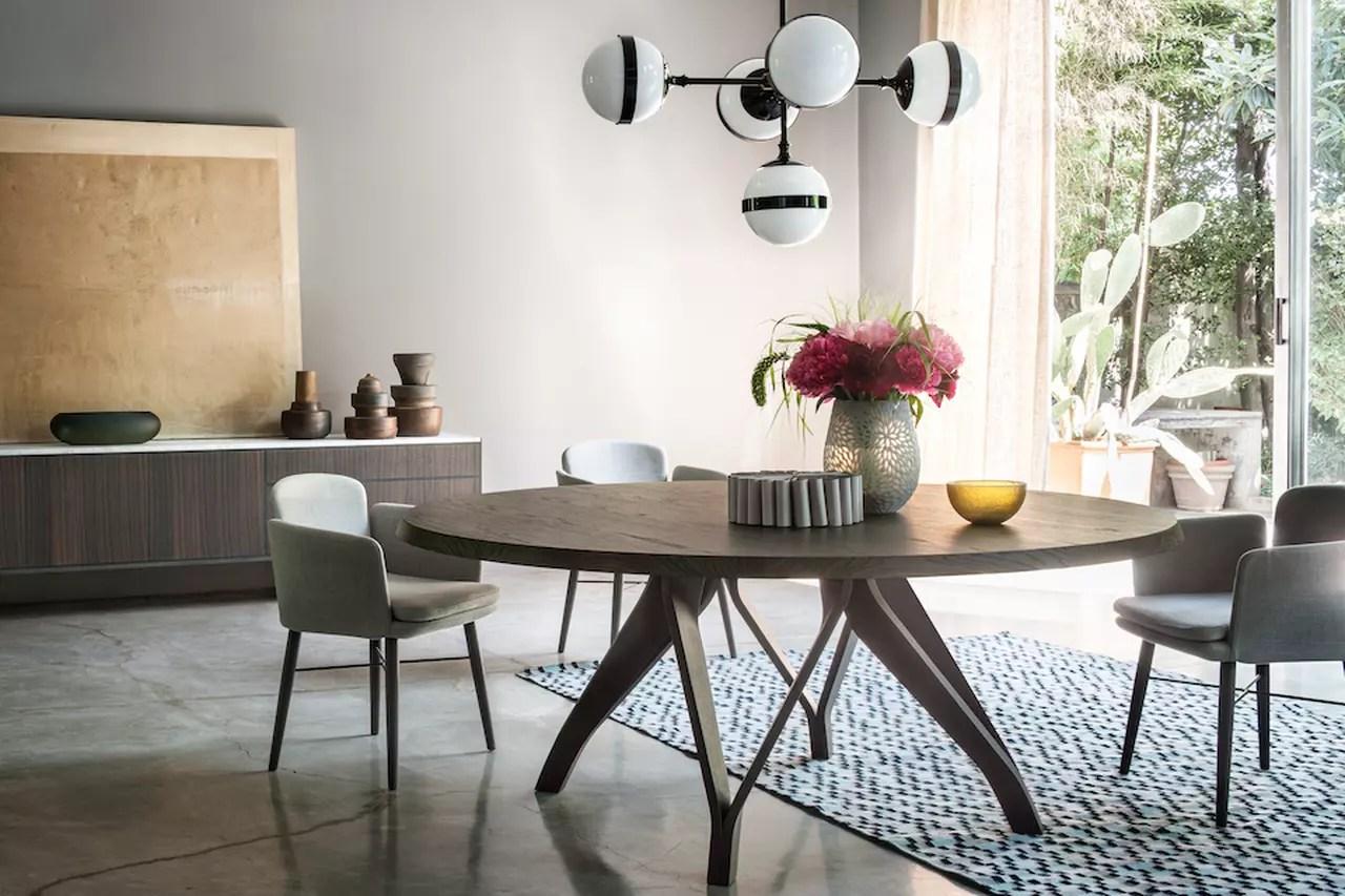 Sala da pranzo tavoli di design per tutti i gusti