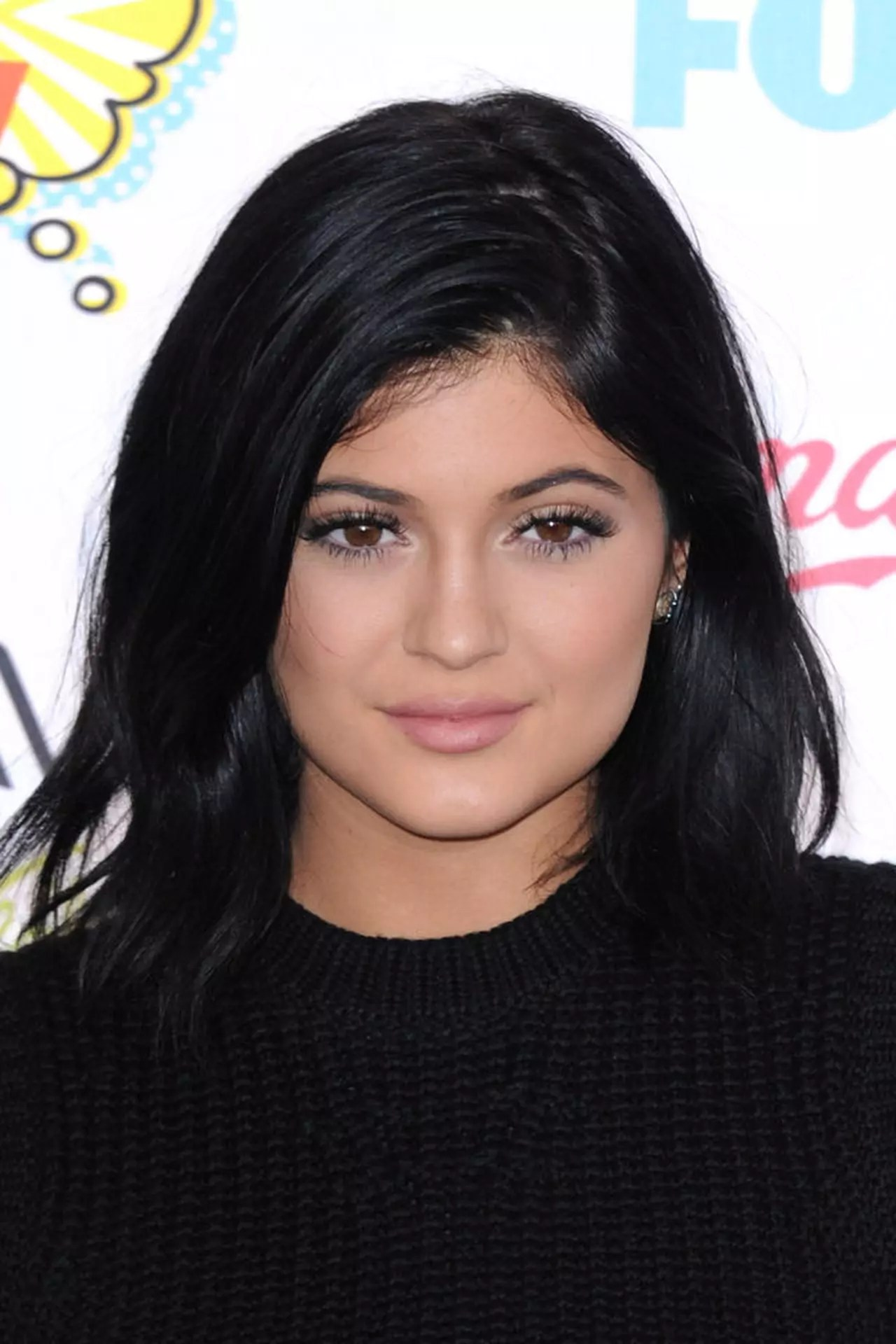 Acconciature Kylie Jenner sceglie il lob