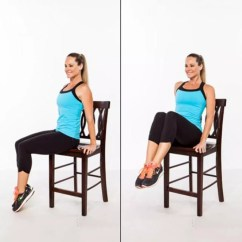 Chair Sit To Stand Exercise Target Outdoor Rocking 5 تمارين لشد البطن بسرعة للصيف