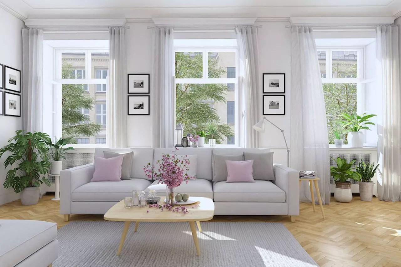 Tende shabby 10 idee per camera da letto salone o cucina