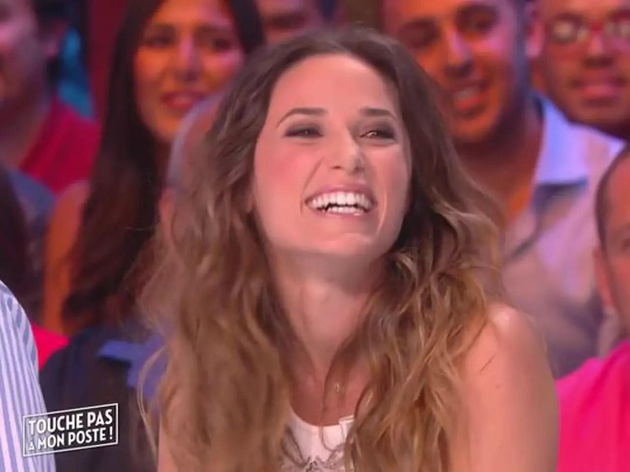 TPMP Capucine Anav Future Belle Fille De Benjamin Castaldi