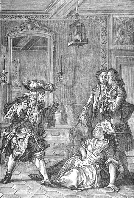 Le Bourgeois Gentilhomme De Molire Rsum