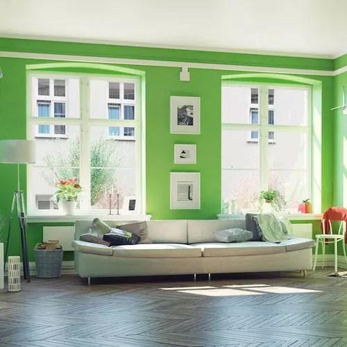 Significato dei colori voce alle pareti del soggiorno