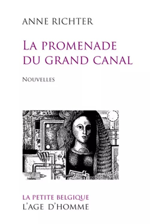 Anne Richter, 'La Promenade du Grand Canal' : un dialogue