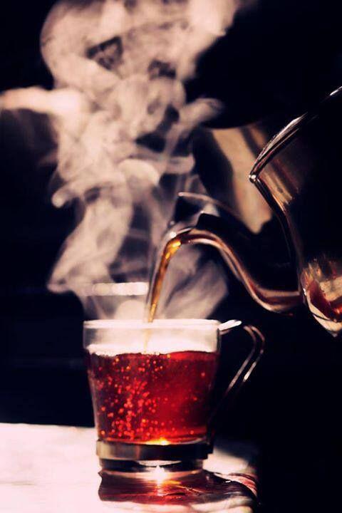 .....çay....