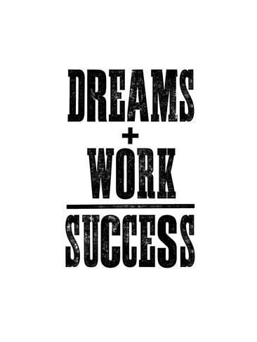 Giclee Print: Dreams And Work - Success by Brett Wilson : 16x12in