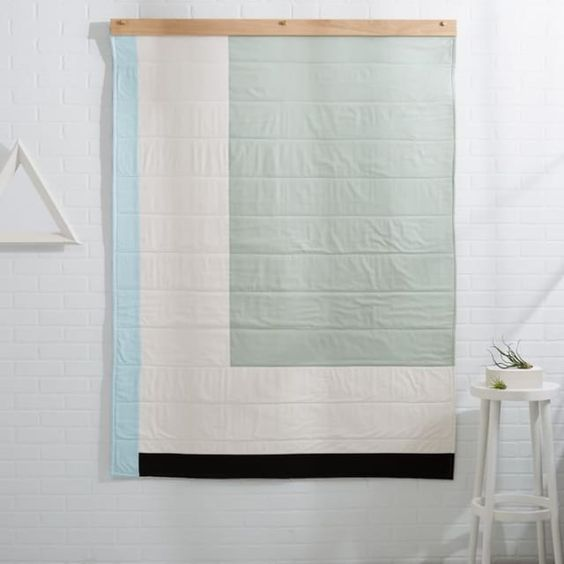 Stay Warm in Style: Our Favorite Modern Quilts | West Elm | Pinterest