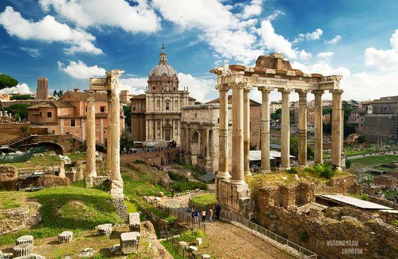 Римский форум / Roman Forum