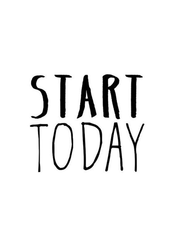Strat Today, Motivational, Prints, Inspirational, Poster, Office Decor, Office Wall Art, Best Friend
