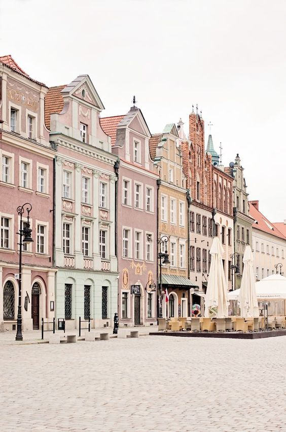 Poznan, Poland. Re-pinned by #Europass