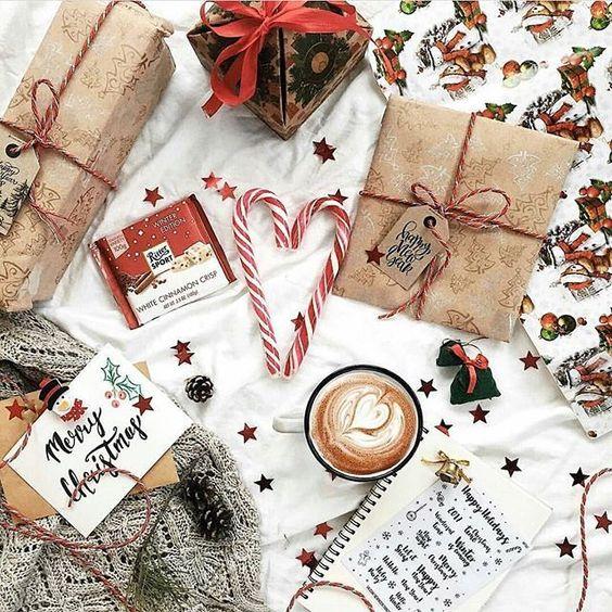 Идея для фото в инстаграм - зима, уют, вдохновение, Новый год, раскладка, flatlay #зима #новыйгод #вдохновение #раскладка