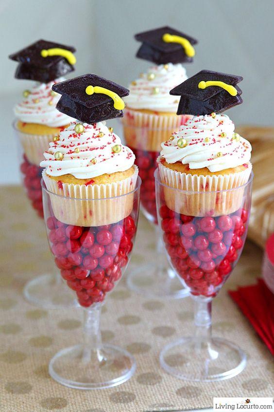 Graduation Theme Ideas: 14 Graduation Party Dessert Ideas That Will Match Your